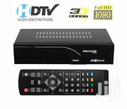 Phelistar DVB T2, Full HD 1080 Free To Air Decoder - Black | TV & DVD Equipment for sale in Central Region, Kampala