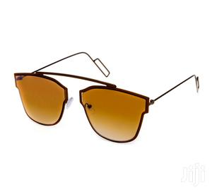 Combo UV Protected Latest Stylish Goggles Brown and Green Aviator
