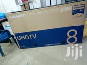 Samsung RU Smart UHD 4k Flat Screen TV 65"