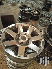 17 Inch 6 Hole Alloy Rims Suitable For A Mitsubishi | Vehicle Parts & Accessories for sale in Central Region, Kampala