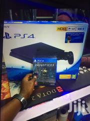 Brand New Ps4 Console With 1 Pad And Game   Video Game Consoles for sale in Central Region, Kampala