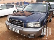 Subaru Forester 2003 Blue | Cars for sale in Central Region, Kampala