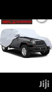 Jeep Car Cover Heavy Three Layers | Vehicle Parts & Accessories for sale in Central Region, Kampala