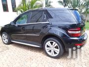 Mercedes-Benz M Class 2008 Black | Cars for sale in Central Region, Kampala