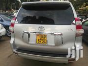 Toyota Land Cruiser Prado 2010 Silver | Cars for sale in Central Region, Kampala