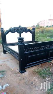 Garmany Bed 5by 6 | Furniture for sale in Central Region, Kampala