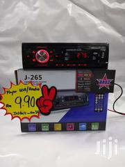 Mp3 Car Radio With Usb And Aux | Vehicle Parts & Accessories for sale in Central Region, Kampala