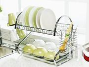 Dish Rack Drainer for Utensils Cutlery - Silver | Kitchen & Dining for sale in Central Region, Kampala