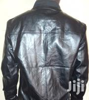 Bomber Leathered Jacket | Clothing for sale in Central Region, Kampala