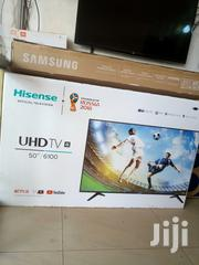 "Hisense Smart Uhd 4K 50"" Flat Screen Digital TV 
