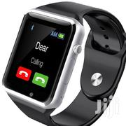 Smartwatch With Camera Supports a SIM Card and Memory | Smart Watches & Trackers for sale in Central Region, Kampala