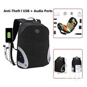 Brand New Anti-Theft Travel Computer Bag With USB Charging Aux Port | Bags for sale in Central Region, Kampala