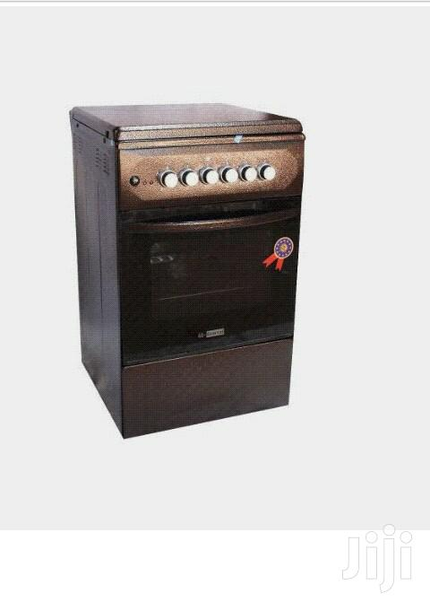 Blue Flame 3 Electric And 1 Gas Plate Cooker