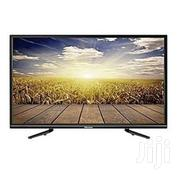 "Hisense 32"" Inch DBV T2 HDTV With Inbuilt Digital Decoder – Black 