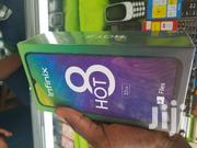 New Infinix Hot 8 32 GB Black   Mobile Phones for sale in Central Region, Kampala