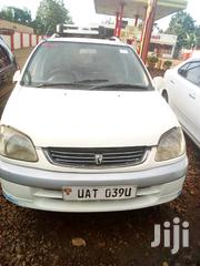 Toyota Raum 2002 White   Cars for sale in Central Region, Kampala
