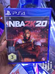 NBA 20 For Ps4 | Video Games for sale in Central Region, Kampala