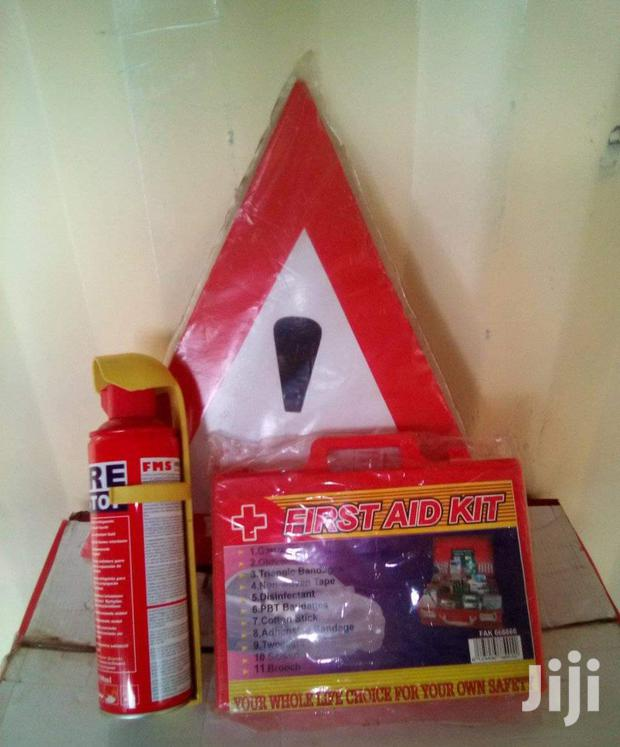 First Aid Set For Cars