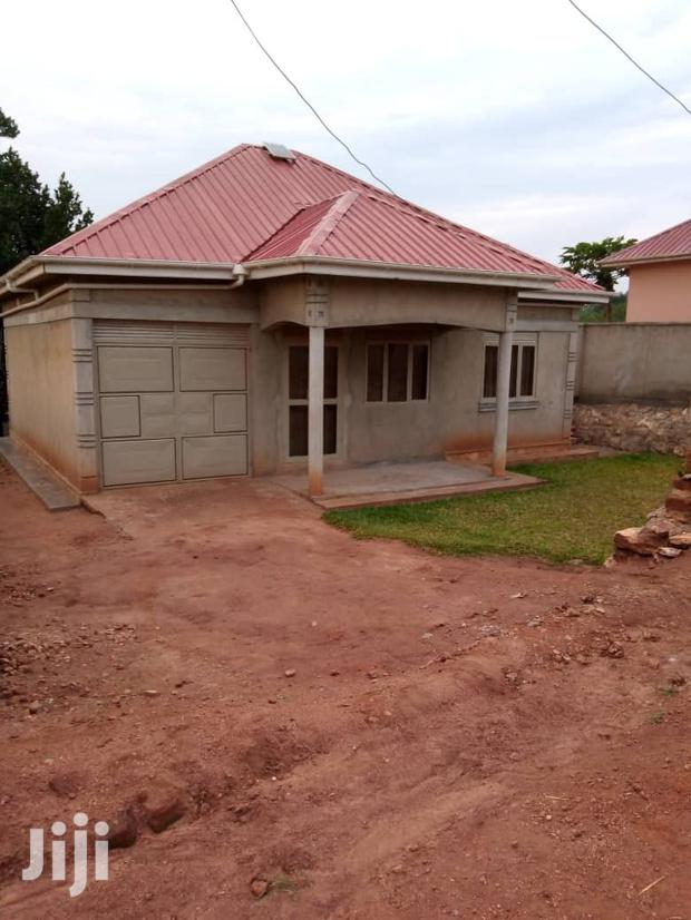 Archive: Bungalow of 2 Bedrooms in Gayaza for Sale