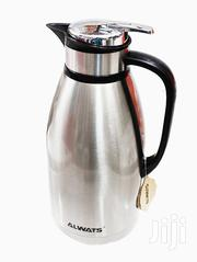 Always Stainless Steel Flask - 3 Litre - Silver,Black | Kitchen & Dining for sale in Central Region, Kampala