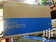 Samsung Curved Smart TV, 55inches | TV & DVD Equipment for sale in Central Region, Kampala