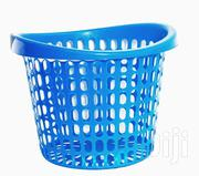 Big Plastic Open Laundry Basket - Blue | Home Accessories for sale in Central Region, Kampala