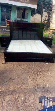 Black Elegant Bed in All Sizes | Furniture for sale in Central Region, Kampala