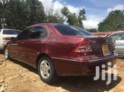 Mercedes-Benz C200 2001 Red | Cars for sale in Central Region, Kampala
