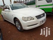 New Toyota Mark X 2005 White   Cars for sale in Central Region, Kampala