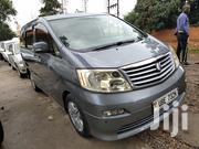 Toyota Alphard 2004 Gray | Cars for sale in Central Region, Kampala