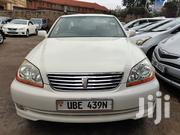 Toyota Mark II 2004 White   Cars for sale in Central Region, Kampala
