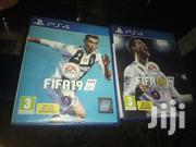 Fifa 19 & 18 Ps4 Game CD   Video Games for sale in Eastern Region, Jinja