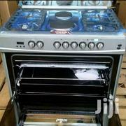 New Besto Big Cooker 60x90cm With 4gas and 2electric Plates Plus Oven | Restaurant & Catering Equipment for sale in Central Region, Kampala
