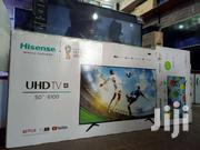 HISENSE 50 INCHES SMART ULTRA HD DIGITAL/SATELLITE FLAT SCREEN TV, | TV & DVD Equipment for sale in Central Region, Kampala