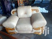 Nigerian Sofa Sets Ready For Delivery | Furniture for sale in Central Region, Kampala