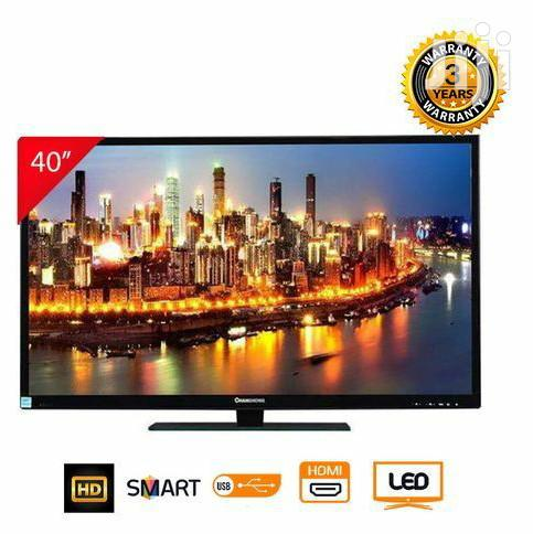 Archive: Changhong 40 Inches LED TV - Black