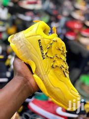 Balenciaga Green Yellow | Shoes for sale in Central Region, Kampala