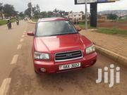 Subaru Forester 2002 Automatic Red | Cars for sale in Central Region, Kampala