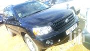 Toyota Kluger 2006 Black | Cars for sale in Central Region, Kampala