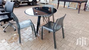 Dinning Table All Glass