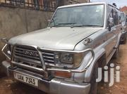 Toyota Land Cruiser 1993 Silver | Cars for sale in Central Region, Kampala