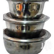 Set of Serving Dishes Stainless Steel | Kitchen & Dining for sale in Central Region, Kampala