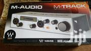 M-AUDIO M-track USB Sound | Audio & Music Equipment for sale in Central Region, Wakiso