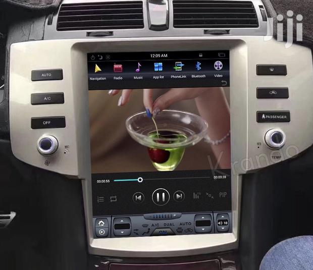 Tesla Vertical Mark X Android Radio