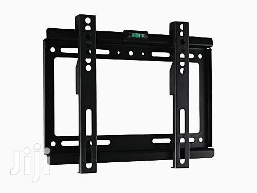 "LED TV Wall Mount 14""- 42"" - Black"