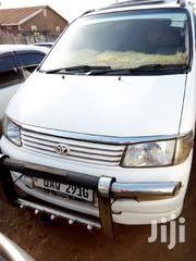 Toyota Regius Van 2001 White | Cars for sale in Central Region, Kampala