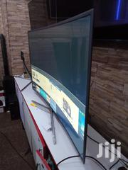Brand New Samsung 55inches Curved Surface Smart UHD Ultra Slim Body | TV & DVD Equipment for sale in Central Region, Kampala