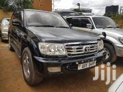 Toyota Land Cruiser 2002 Black | Cars for sale in Central Region, Kampala