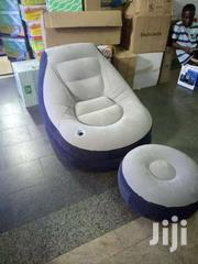 Intex Inflatable Sofa With Footrest | Furniture for sale in Central Region, Kampala