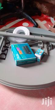 DSTV Set ( Decorder And Dish) | TV & DVD Equipment for sale in Central Region, Kampala